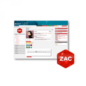 Red virtual ZAC
